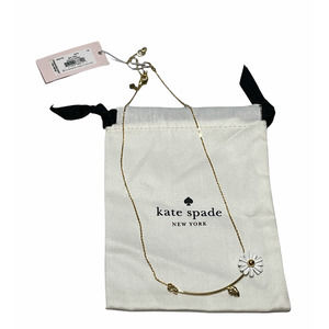 Kate Spade New York Dazzling Daisies Mini Necklace